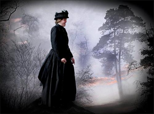 Woman in Black by Keith Sawyer (9)