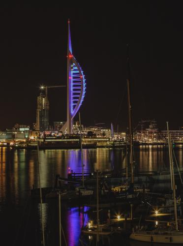 Spinnaker Tower by Nick Johnson (10)